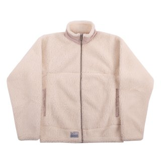 <img class='new_mark_img1' src='https://img.shop-pro.jp/img/new/icons1.gif' style='border:none;display:inline;margin:0px;padding:0px;width:auto;' />SAINTWOODS<br>FULL ZIP SHERPA<br>BEIGE