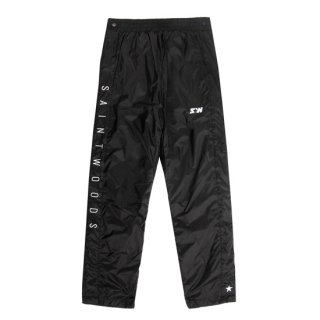 <img class='new_mark_img1' src='https://img.shop-pro.jp/img/new/icons1.gif' style='border:none;display:inline;margin:0px;padding:0px;width:auto;' />SAINTWOODS<br>SNAP PANTS<br>BLACK