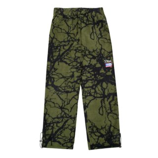 <img class='new_mark_img1' src='https://img.shop-pro.jp/img/new/icons1.gif' style='border:none;display:inline;margin:0px;padding:0px;width:auto;' />Dime<br>TREE PRINT FLEECE PANTS<br>WOODLAND