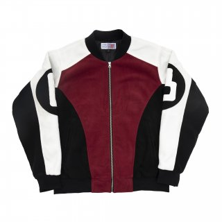 <img class='new_mark_img1' src='https://img.shop-pro.jp/img/new/icons1.gif' style='border:none;display:inline;margin:0px;padding:0px;width:auto;' />Bronze 56K<br>B BALL FLEECE JACKET<br>RED