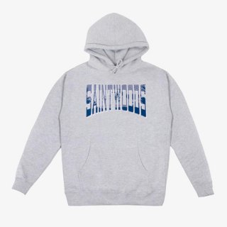 <img class='new_mark_img1' src='https://img.shop-pro.jp/img/new/icons1.gif' style='border:none;display:inline;margin:0px;padding:0px;width:auto;' />SAINTWOODS<br>BIG MOUNTAIN LOGO HOODIE<br>ASH GREY