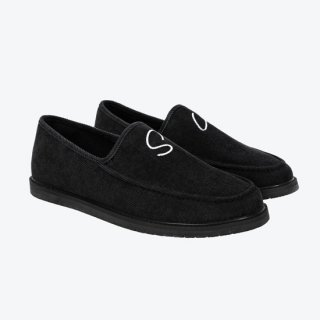 <img class='new_mark_img1' src='https://img.shop-pro.jp/img/new/icons1.gif' style='border:none;display:inline;margin:0px;padding:0px;width:auto;' />SAINTWOODS<br>SW SLIPPERS<br>BLACK