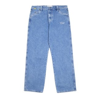 <img class='new_mark_img1' src='https://img.shop-pro.jp/img/new/icons1.gif' style='border:none;display:inline;margin:0px;padding:0px;width:auto;' />Dime<br>DIME DENIM PANTS<br>LIGHT WASH