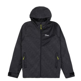 <img class='new_mark_img1' src='https://img.shop-pro.jp/img/new/icons1.gif' style='border:none;display:inline;margin:0px;padding:0px;width:auto;' />Dime<br>WARP SHELL WINDBREAKER<br>BLACK