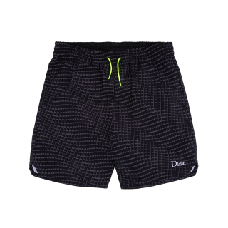 <img class='new_mark_img1' src='https://img.shop-pro.jp/img/new/icons1.gif' style='border:none;display:inline;margin:0px;padding:0px;width:auto;' />Dime<br>WARP SHORTS<br>BLACK
