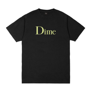 <img class='new_mark_img1' src='https://img.shop-pro.jp/img/new/icons1.gif' style='border:none;display:inline;margin:0px;padding:0px;width:auto;' />Dime<br>DIME CLASSIC T-SHIRT<br>BLACK