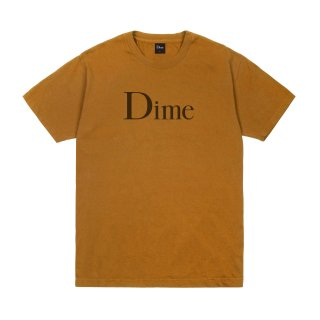 <img class='new_mark_img1' src='https://img.shop-pro.jp/img/new/icons1.gif' style='border:none;display:inline;margin:0px;padding:0px;width:auto;' />Dime<br>DIME CLASSIC T-SHIRT<br>COFFEE