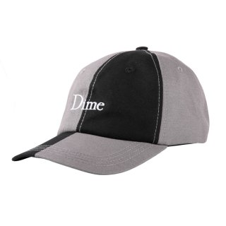 <img class='new_mark_img1' src='https://img.shop-pro.jp/img/new/icons1.gif' style='border:none;display:inline;margin:0px;padding:0px;width:auto;' />Dime<br>DIME CLASSIC TWO-TONE CAP<br>GRAY