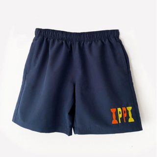 <img class='new_mark_img1' src='https://img.shop-pro.jp/img/new/icons1.gif' style='border:none;display:inline;margin:0px;padding:0px;width:auto;' />PUBLIC POSSESSION<br>PP Logo Swimshorts<br>NAVY