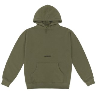<img class='new_mark_img1' src='https://img.shop-pro.jp/img/new/icons1.gif' style='border:none;display:inline;margin:0px;padding:0px;width:auto;' />SAINTWOODS<br>SAINTWOODS LOGO HOODIE<br>ARMY GREEN