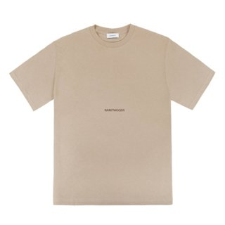 <img class='new_mark_img1' src='https://img.shop-pro.jp/img/new/icons1.gif' style='border:none;display:inline;margin:0px;padding:0px;width:auto;' />SAINTWOODS<br>CLASSIC LOGO T-SHIRT<br>SAND