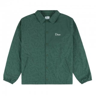 <img class='new_mark_img1' src='https://img.shop-pro.jp/img/new/icons1.gif' style='border:none;display:inline;margin:0px;padding:0px;width:auto;' />Dime<br>DIME ALLOVER COACH JACKET<br>DARK GREEN