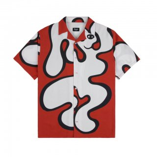 <img class='new_mark_img1' src='https://img.shop-pro.jp/img/new/icons1.gif' style='border:none;display:inline;margin:0px;padding:0px;width:auto;' />Dime<br>CHILLING RAYON SHIRT<br>RED