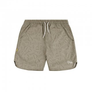 <img class='new_mark_img1' src='https://img.shop-pro.jp/img/new/icons1.gif' style='border:none;display:inline;margin:0px;padding:0px;width:auto;' />Dime<br>DIME ALLOVER SHORTS<br>TAN