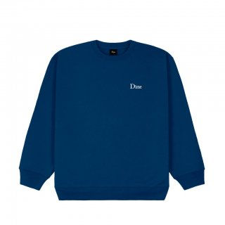 <img class='new_mark_img1' src='https://img.shop-pro.jp/img/new/icons1.gif' style='border:none;display:inline;margin:0px;padding:0px;width:auto;' />Dime<br>CLASSIC SMALL LOGO CREWNECK<br>NAVY