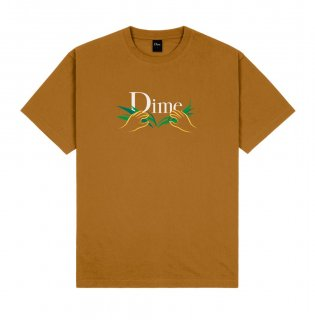<img class='new_mark_img1' src='https://img.shop-pro.jp/img/new/icons1.gif' style='border:none;display:inline;margin:0px;padding:0px;width:auto;' />Dime<br>DIME CLASSIC GRASS T-SHIRT<br>COFFEE