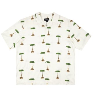 <img class='new_mark_img1' src='https://img.shop-pro.jp/img/new/icons1.gif' style='border:none;display:inline;margin:0px;padding:0px;width:auto;' />Bronze 56K<br>BANKERS LAMP RAYON SHIRT<br>WHITE
