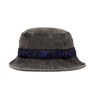 <img class='new_mark_img1' src='https://img.shop-pro.jp/img/new/icons1.gif' style='border:none;display:inline;margin:0px;padding:0px;width:auto;' />Bronze 56K<br>BUCKET HAT<br>WASHED BLACK