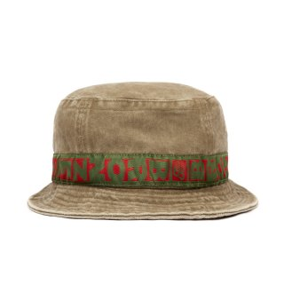 <img class='new_mark_img1' src='https://img.shop-pro.jp/img/new/icons1.gif' style='border:none;display:inline;margin:0px;padding:0px;width:auto;' />Bronze 56K<br>BUCKET HAT<br>WASHED STONE