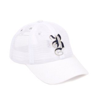 <img class='new_mark_img1' src='https://img.shop-pro.jp/img/new/icons1.gif' style='border:none;display:inline;margin:0px;padding:0px;width:auto;' />Bronze 56K<br>B MESH HAT<br>WHITE