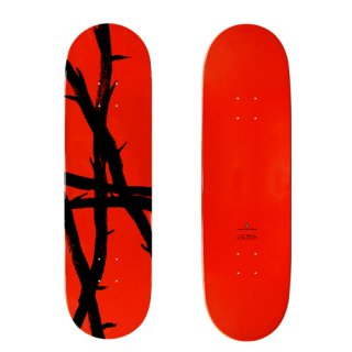 <img class='new_mark_img1' src='https://img.shop-pro.jp/img/new/icons1.gif' style='border:none;display:inline;margin:0px;padding:0px;width:auto;' />SNEEZE Magazine<br>LUCIEN SMITH BEAST BOARD<br>RED FULLY DIPPED