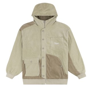 <img class='new_mark_img1' src='https://img.shop-pro.jp/img/new/icons1.gif' style='border:none;display:inline;margin:0px;padding:0px;width:auto;' />Dime<br>CORDUROY HOODED JACKET<br>TAN