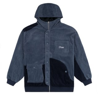 <img class='new_mark_img1' src='https://img.shop-pro.jp/img/new/icons1.gif' style='border:none;display:inline;margin:0px;padding:0px;width:auto;' />Dime<br>CORDUROY HOODED JACKET<br>NAVY