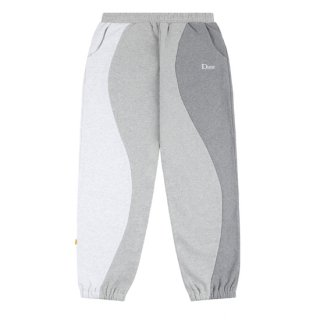 <img class='new_mark_img1' src='https://img.shop-pro.jp/img/new/icons1.gif' style='border:none;display:inline;margin:0px;padding:0px;width:auto;' />Dime<br>WAVY 3-TONE SWEATPANTS<br>HEATHER