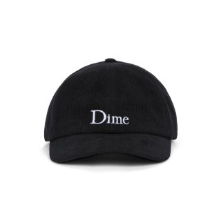 <img class='new_mark_img1' src='https://img.shop-pro.jp/img/new/icons1.gif' style='border:none;display:inline;margin:0px;padding:0px;width:auto;' />Dime<br>DIME CLASSIC CORDUROY CAP<br>BLACK