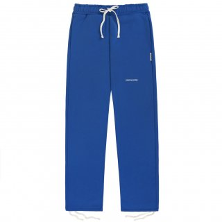 <img class='new_mark_img1' src='https://img.shop-pro.jp/img/new/icons1.gif' style='border:none;display:inline;margin:0px;padding:0px;width:auto;' />SAINTWOODS<br>SAINTWOODS LOGO SWEAT PANTS<br>BLUE
