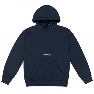 <img class='new_mark_img1' src='https://img.shop-pro.jp/img/new/icons1.gif' style='border:none;display:inline;margin:0px;padding:0px;width:auto;' />SAINTWOODS<br>SAINTWOODS LOGO HOODIE<br>SLATE