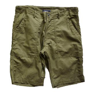 <img class='new_mark_img1' src='//img.shop-pro.jp/img/new/icons47.gif' style='border:none;display:inline;margin:0px;padding:0px;width:auto;' />NATURAL HIKING CLUB<br>PANAMA BAKER SHORT PANTS<br>パナマベイカーショートパンツ<br>オリーブ