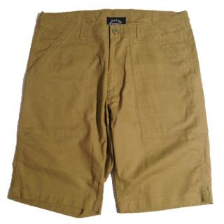 <img class='new_mark_img1' src='//img.shop-pro.jp/img/new/icons47.gif' style='border:none;display:inline;margin:0px;padding:0px;width:auto;' />NATURAL HIKING CLUB<br>PANAMA BAKER SHORT PANTS<br>パナマベイカーショートパンツ<br>ベージュ