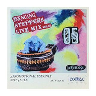 <img class='new_mark_img1' src='//img.shop-pro.jp/img/new/icons47.gif' style='border:none;display:inline;margin:0px;padding:0px;width:auto;' />STEPPERS RECORDS<br>DANCING STEPPERS LIVE MIX <br>VOLUME 05