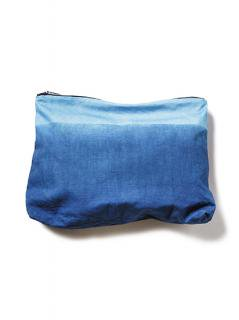 """To-Go-Pouch""<br />Color:Two-tone Blue"