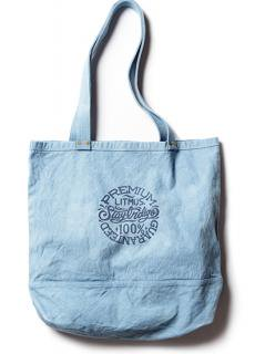 Tote Bag<br />Color: Light Blue