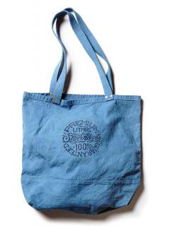 Tote Bag<br />Color: Medium Blue