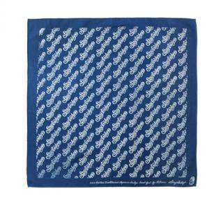 Bandana Stay Indigo <br /> Color: Medium Blue