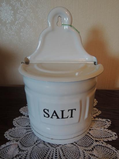英国アンティークセル缶(SALT)