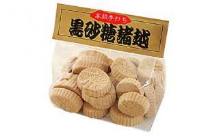 黒砂糖諸越 (110g)