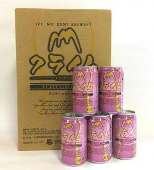 【送料無料】伊豆の国ビール<br>クライム 350ml 24缶<br>【まとめ買い!】