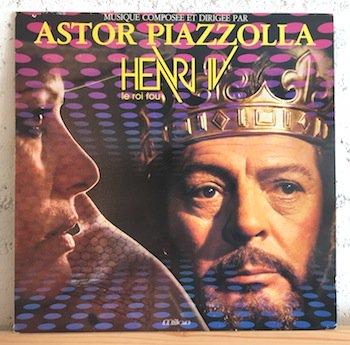 Astor Piazzolla / Enrico IV (Bande Originale Du Film)