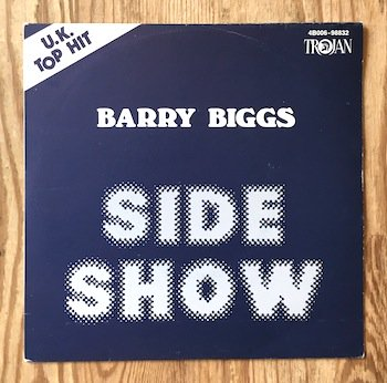 Barry Biggs / Side Show 7