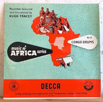 Hugh Tracey / Congo Drums  10