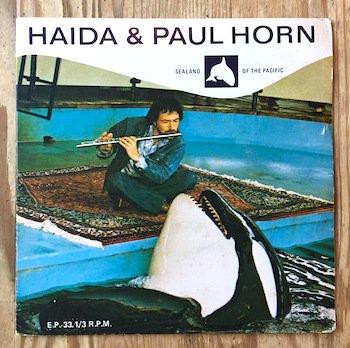Haida & Paul Horn / Haida & Paul Horn EP   7