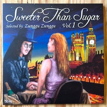 Sweeter Than Sugar Vol.1 /Zunggu Zunggu  CD