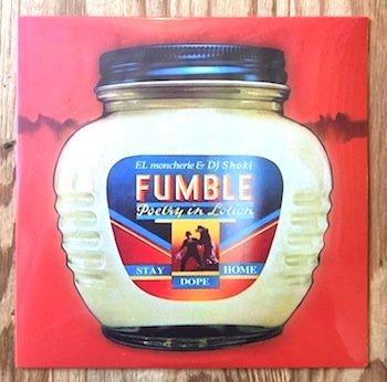 Dope Home Vinyl Mixxx /   FUMBLE (EL moncherie & DJ Shoki)  CD