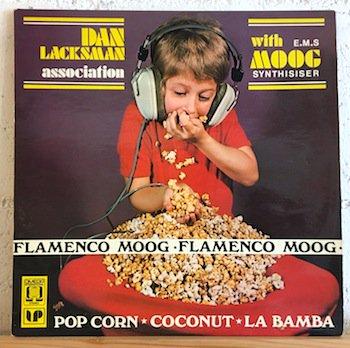 Dan Lacksman Association / Flamenco Moog
