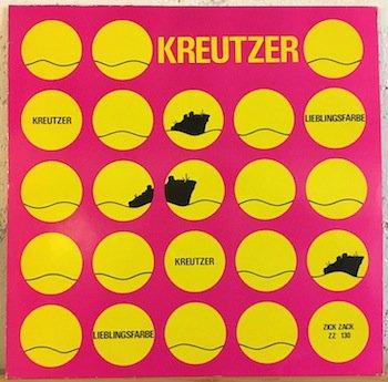 Kreutzer / Lieblingsfarbe 12