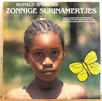 Ronald Snijders /  Zonnige Surinamertjes